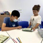 Volunteer in Kinder